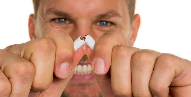 rzucanie palenie